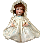 "10.5"" JDK ""Hilda"" Baby All Antique circa 1914-The Smallest, Cutest Size"