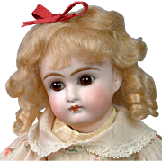 "Precious 11.5"" Pale Closed Mouth Belton on Original Sonnenberg Body"