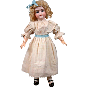 """Exceptionally-Adorable Walkure by K&H 19"""" Doll with Big Blue Eyes"""