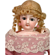 """*The Alluring* Jumeau Fashion Lady 11"""" Antique French Doll - Red Tag Sale Item"""