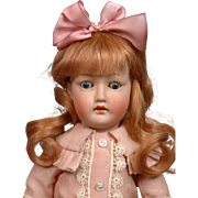 Unique Pale-Faced Revalo 10727 Antique German Girl 13""
