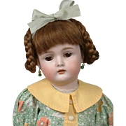 "Precious 13"" Hertel & Schwab 136 Doll in Adorable Costume--Must See!"