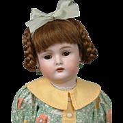 """Precious 13"""" Hertel & Schwab 136 Doll in Adorable Costume--Must See!"""