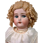 "Flirty Kammer & Reinhardt / Simon & Halbig 24"" Antique Doll"