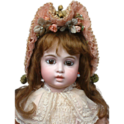 "19"" Circle Dot Bru Bebe by Leon Casimir Bru circa 1879 So Sweet"