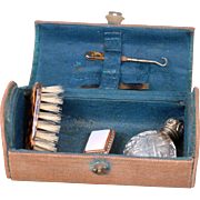 "Antique ""Necessaire"" Grooming Chest Accessory for Fashion Ladies"