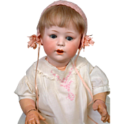 """Antique Simon & Halbig """"Jutta"""" Character Baby 21"""" 1914 with RARE Jointed Wrists"""
