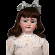 """Heinrich Handwerck 119 Antique Girl on Exquisite Condition Marked Body 27.5"""""""