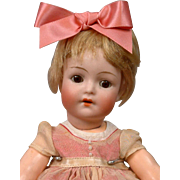 """Kammer & Reinhardt / S&H 126 Doll on Toddler Body with Starfish Hands 7.5"""""""