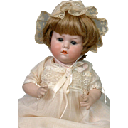 "Darling Antique Character Baby 11"" George Bordfeldt 251"