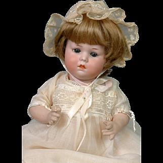 "Darling Antique Character Baby 11"" George Bordfeldt 251"