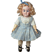 "11.5"" Delectable Peter Scherf Antique Doll Made in Sonneberg, Germany c 1910"