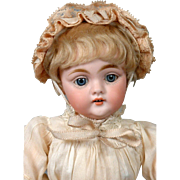 "Delightful 12"" Kestner 143 Antique Character Girl on Beautiful Body"