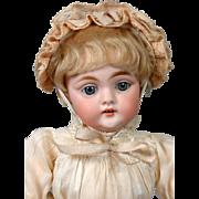 "Delightful 12"" Kestner 143 Antique Character Girl on Beautiful Body"
