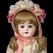 "Armand Marseille 1894 16.5"" Antique Doll in Cute Costume"