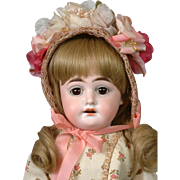 "Armand Marseille 1894 16.5"" Antique Doll in Cute Costume"
