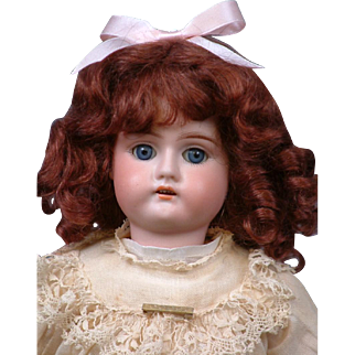 """12"""" Diminutive Handwerck 79 Antique Doll for The French Trade--So Sweet"""