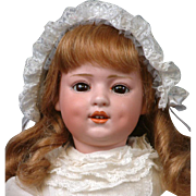 "17""  RARE ""Dolly Dimple"" by Gebruder Heubach"