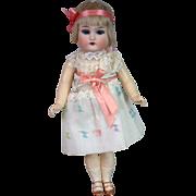 "Kammer & Reinhardt ""Flapper"" Antique Girl Doll on Composition Body 8.25"""