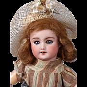 """*Bleuette's Little Sister* SFBJ 301 Antique Bisque French Bebe 10"""""""