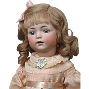 """18.5"""" Antique Kammer & Reinhardt 121 Adorable Toddler Character Doll"""