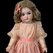 "Beautiful Kammer & Reinhardt / Simon&Halbig Flirty Doll 18"""