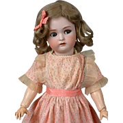 Beautiful Kammer & Reinhardt / Simon&Halbig Flirty Doll 18""
