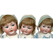 """*Exceptional* Life-sized 25"""" Crying Kammer & Reinhardt 126 Character Baby with the Cutest """"Flirty"""" Eyes"""