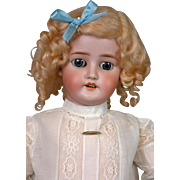 "Precious 24"" CM Bergmann / Simon & Halbig Antique Doll for Wanaker Department Stores"