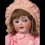 "Kammer & Reinhardt 126 ""Flirty"" Toddler 13"" in Adorable Pink Costume"