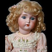 "Kammer & Reinhardt / Simon & Halbig Antique Bisque Doll 17"""