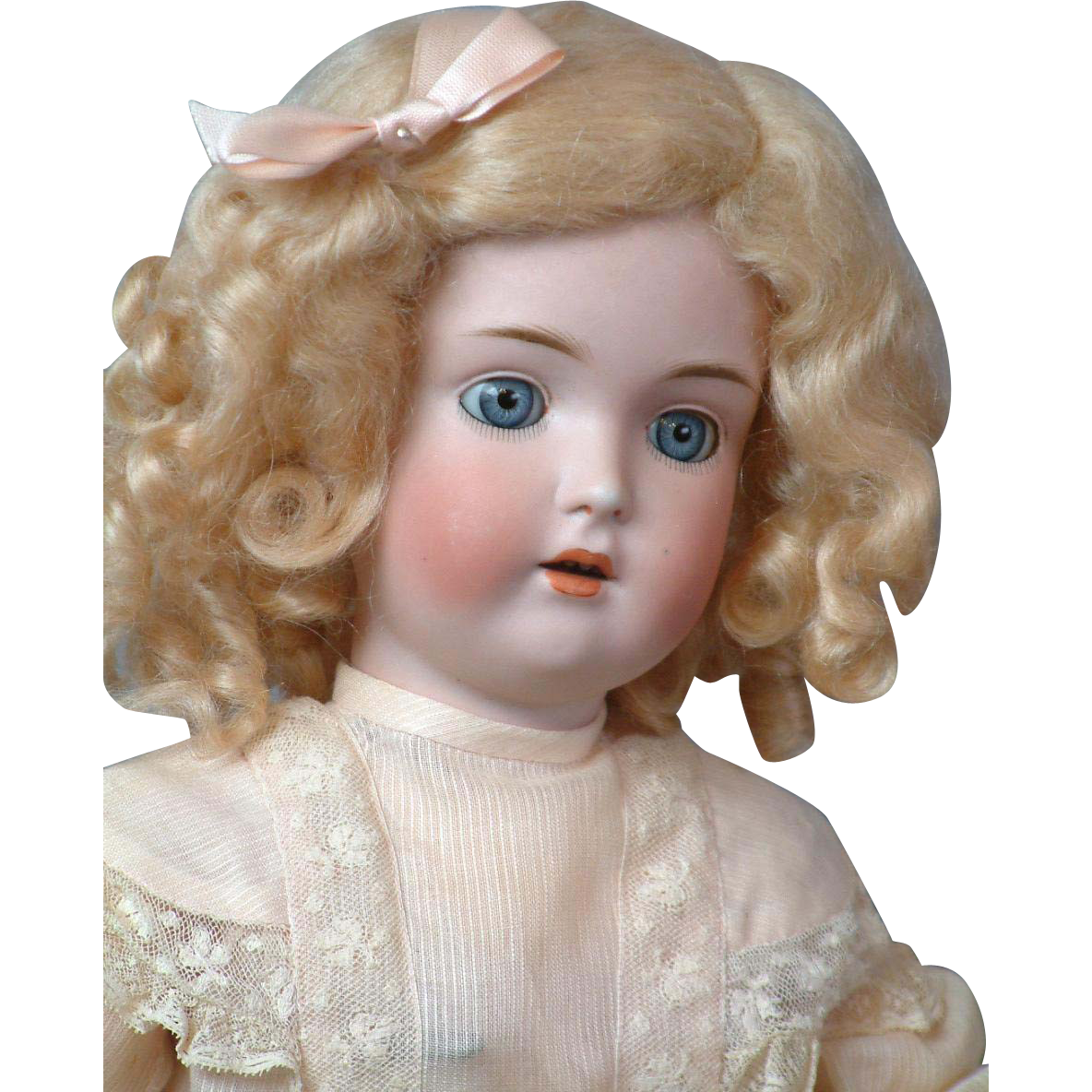 """18"""" Kestner 171 Known As """"DAISY"""" circa 1911 in Lovely Dress & Shoes"""