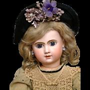 "23"" Henri Alexandre PHENIX French Bebe Doll- All Antique!"