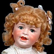 "18"" Adorable SFBJ 236 Laughing Jumeau Toddler- Fabulous!"