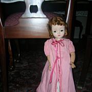 Vintage Alexander Early Cissy Doll