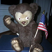 "MIB R. John Wright ""Clifford Berryman"" Bear"