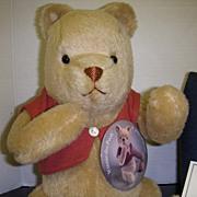 MIB R John Wright Classic Winnie The Pooh!