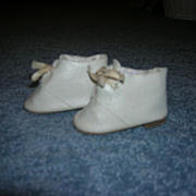 Vintage Tie Doll Shoes