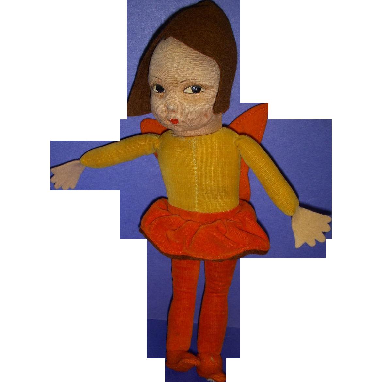 Norah weller vintage doll