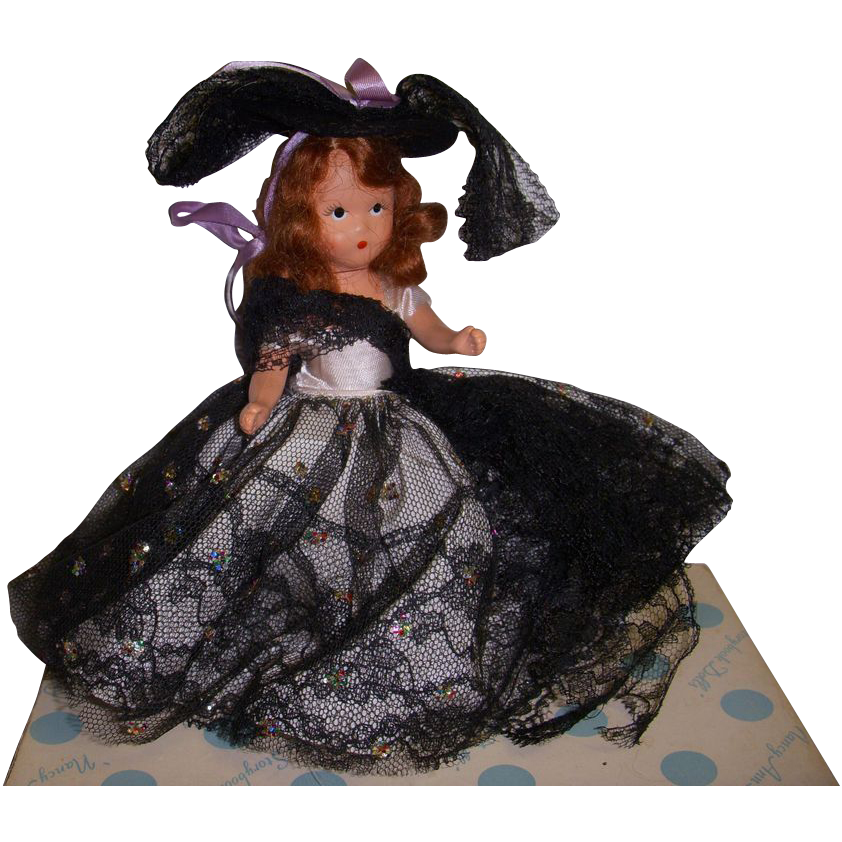 vintage mib nancy ann storybook doll stardust from kathysandterrysdolls on ruby lane. Black Bedroom Furniture Sets. Home Design Ideas