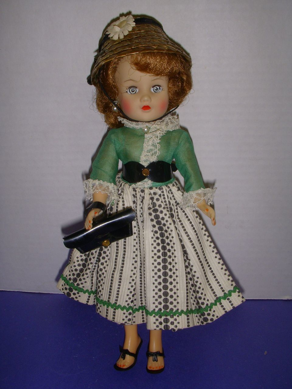 vintage 1950s miss nancy ann doll all original from kathysandterrysdolls on ruby lane. Black Bedroom Furniture Sets. Home Design Ideas