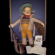 "MIB R. John Wright ""Teddy Roosevelt - Mississippi Bear Hunt""!"