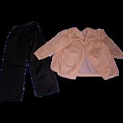 Vintage Tagged Mary Hoyer Pajama Set!