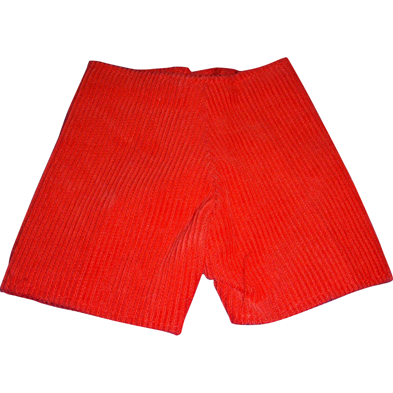 Vintage Tagged Mary Hoyer Red Shorts!