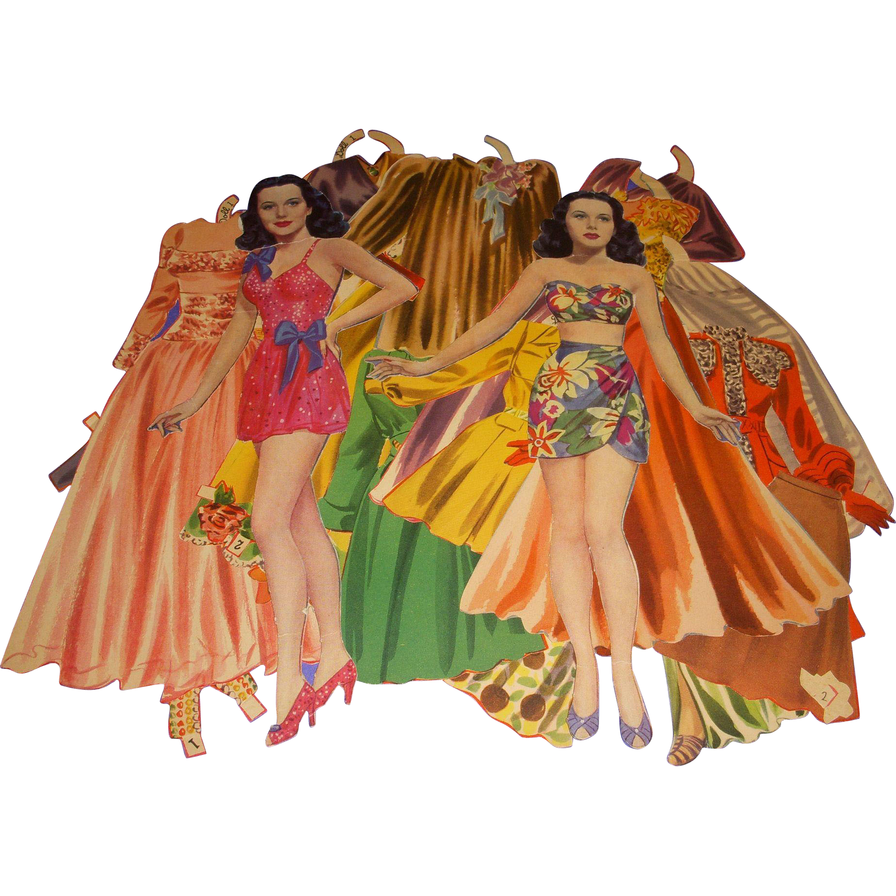 paper dolls movie Free printable paper dolls with their clothes all little girls love playing with paper dolls download paper dolls and clothes files for the little girls in your life.