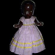 "1950s Black ""Topsy"" Nancy Ann Storybook Doll"