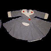 Vintage 1950s American Character Sweet Sue Original Coat