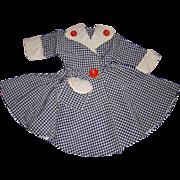 Vintage 1950s American Character Sweet Sue Original Coat - Red Tag Sale Item