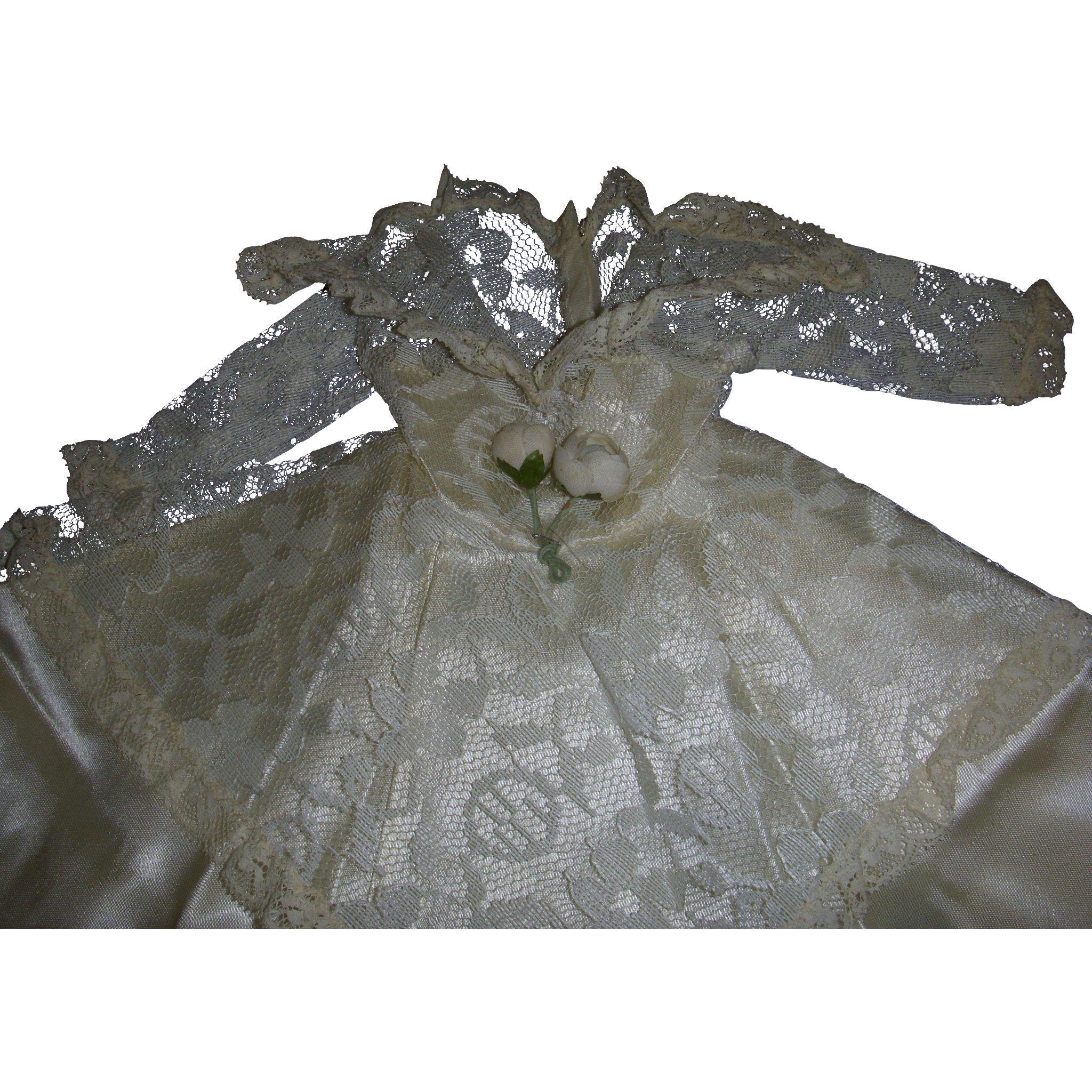 Vintage 1950s American Character Sweet Sue Original Bridal Gown!