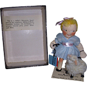 Rare Vintage Milly's Miniature Doll